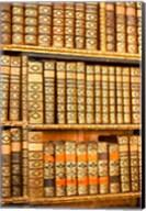 Austria, Melk Abbey library Fine-Art Print