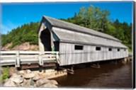 New Brunswick, Irish River Fine-Art Print