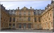 Marble Courtyard, Versailles, France Fine-Art Print
