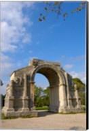 Triumphal Arch, St Remy de Provence, France Fine-Art Print