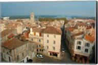 Amphitheatre Tower, Arles, Provence Fine-Art Print