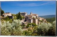 Medieval Town of Gordes, Provence, France Fine-Art Print