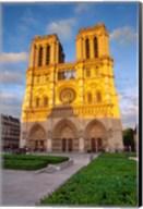 Cathedral Notre Dame, Paris, France Fine-Art Print