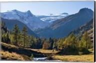 Glacier Schlatenkees, Austria Fine-Art Print