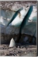 Glacier Snout of Schlatenkees Fine-Art Print