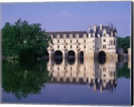 Chateau du Chenonceau, Loire Valley, France Fine-Art Print