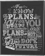 The Plans Fine-Art Print
