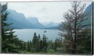 Glacier National Park  Lake 14 Fine-Art Print