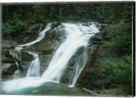 Glacier National Park Waterfall 7 Fine-Art Print