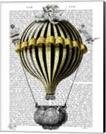 Baroque Fantasy Balloon 2 Fine-Art Print