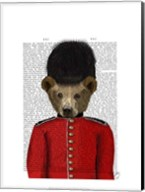 Guardsman Bear Fine-Art Print