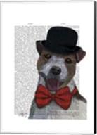 Jack Russell Union Jack Fine-Art Print