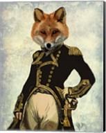 Admiral Fox Full II Fine-Art Print