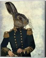 Lieutenant Hare Fine-Art Print