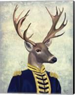 Captain Deer Fine-Art Print