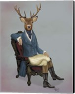 Distinguished Deer Full Fine-Art Print