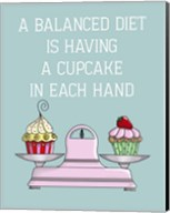 A Balanced Diet Fine-Art Print