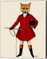 Fox Hunter 2 Full Fine-Art Print