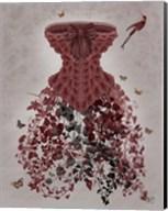 Woodland Corset Fine-Art Print