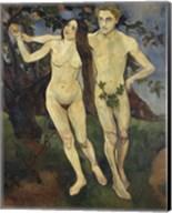 Adam and Eve, 1979 Fine-Art Print