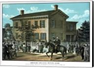 Abraham Linclon's Return Home Fine-Art Print