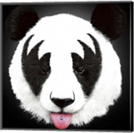 Kiss Of A Panda Fine-Art Print