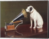 His Master's Voice Fine-Art Print