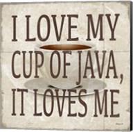 Love Java Fine-Art Print