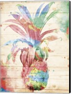 Colorful Pineapple Fine-Art Print