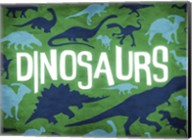 Dinosaurs Two Fine-Art Print