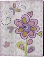 Boho Flower II Fine-Art Print