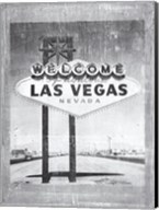 Welcome to Vegas Fine-Art Print