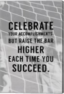 Celebrate What You've Accomplished Fine-Art Print