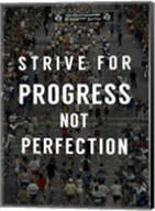 Strive for Progress Fine-Art Print