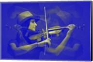 Violinist Fine-Art Print