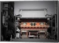 Shrine In Tokyo Fine-Art Print