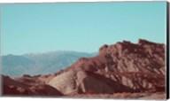 Death Valley Mountains Fine-Art Print