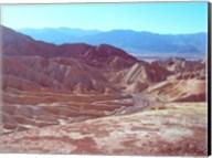 Death Valley Mountains 2 Fine-Art Print