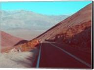 Death Valley Road 3 Fine-Art Print