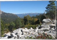 Sierra Nevada Mountains 1 Fine-Art Print