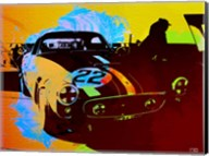 Ferrari Watercolor 1 Fine-Art Print
