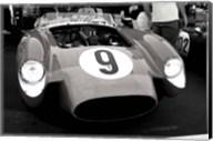Ferrari Testa Rossa in the Pits Fine-Art Print