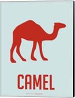 Camel Red Fine-Art Print