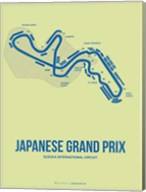 Japanese Grand Prix 2 Fine-Art Print