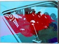 Ferrari Cockpit 2 Fine-Art Print