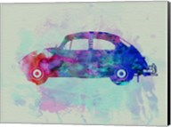 VW Beetle Watercolor 1 Fine-Art Print