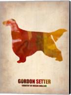 Gordon Setter 1 Fine-Art Print
