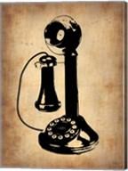 Vintage Phone 2 Fine-Art Print