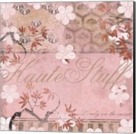 Haute in Pink III Fine-Art Print