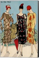 Vintage Couture I Fine-Art Print